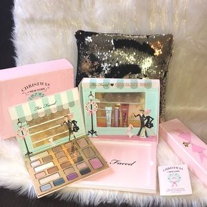 🖤Too Faced THE CHOCOLATE SHOP Set